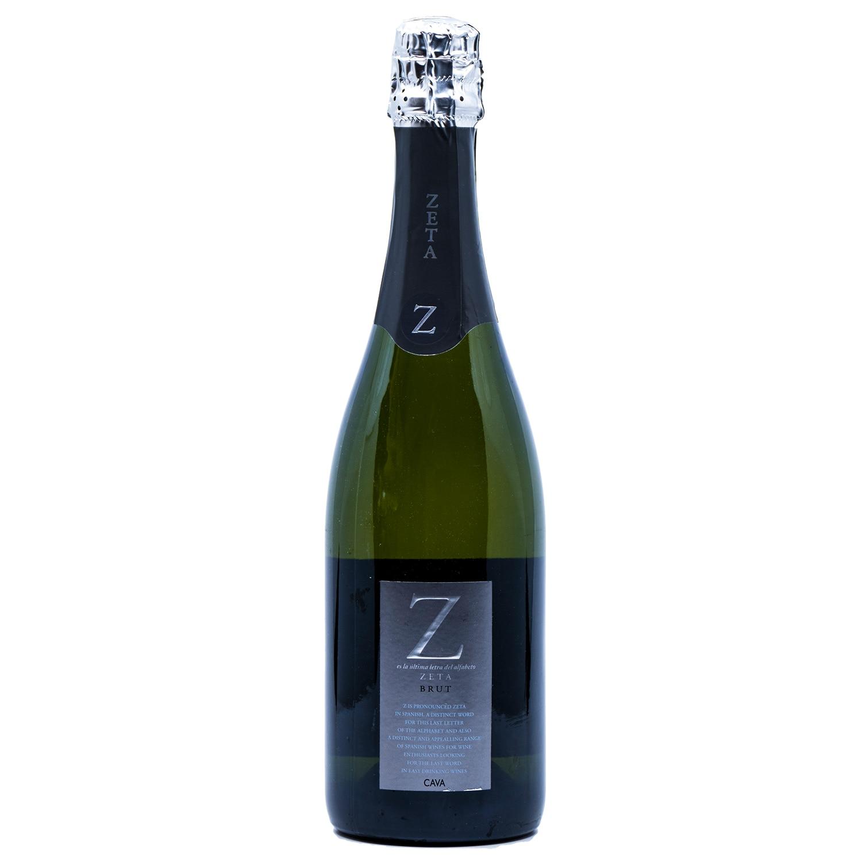 Zeta Cava Brut Schaumwein 75ml