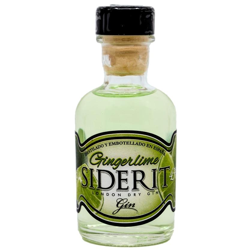 Siderit Gingerlime London Dry Gin 50ml