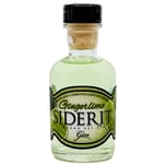 Siderit Gingerlime London Dry Gin 50ml
