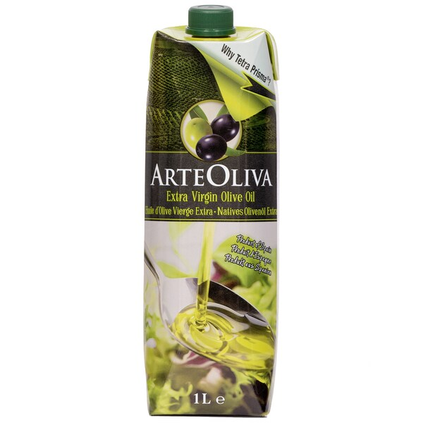 Arte Oliva Extra Virgin Olive Oil Olivenöl 1L
