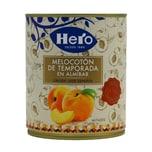 Hero Melocotón de temporado en almibar eingelegte Pfirsiche 480g