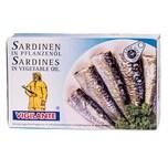 Vigilante Sardinas en Aceite Vegetal Sardinen in Pflanzenöl 88g