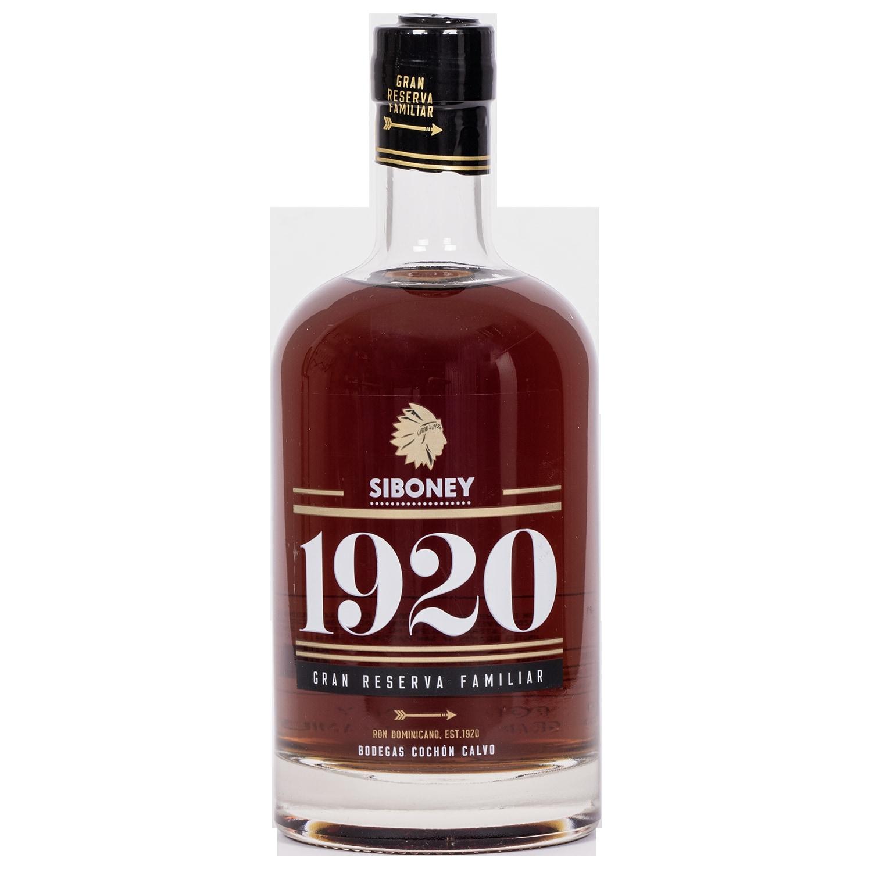 Siboney Gran Reserva Familiar 1920 Rum 0,7l