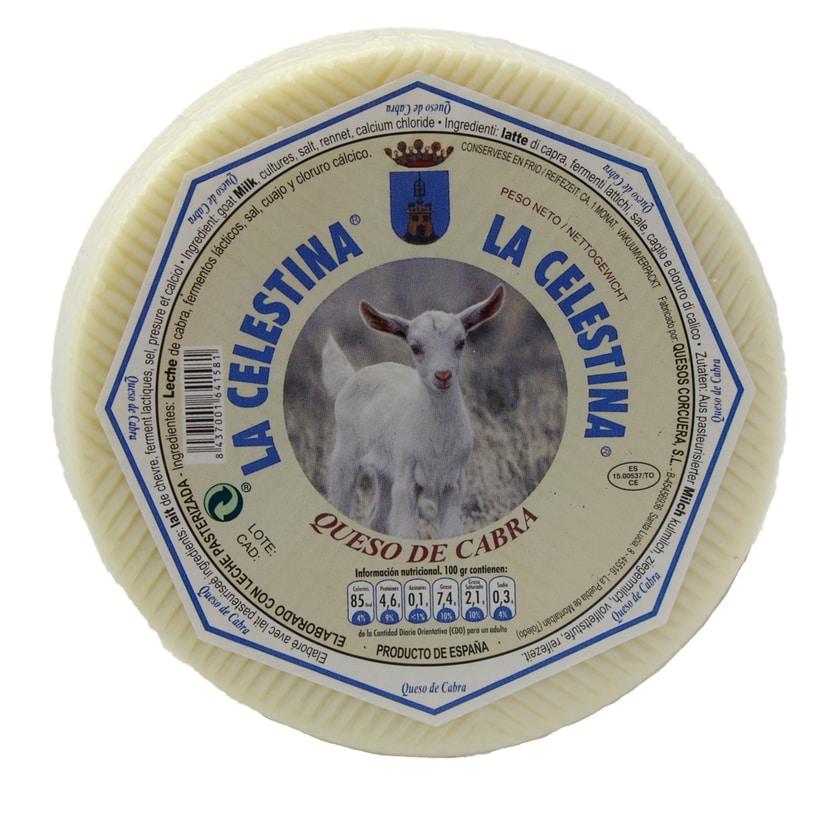La Celestina Queso de Cabra Ziegenkäse 1kg