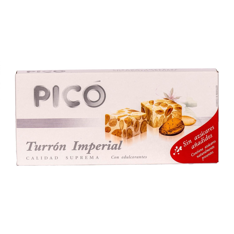 Pico Turrón Imperial ohne Zuckerzusatz 200g