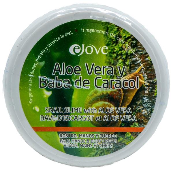 Ejove Aloe Vera und Schneckenschleim Hand- und Körpercreme 200ml