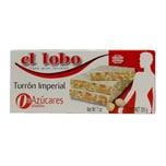 El Lobo Turrón Imperial ohne Zuckerzusätze 200g