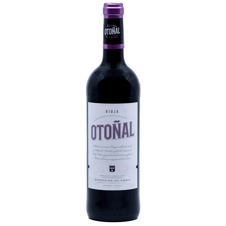 Otoñal Crianza Rioja Rotwein 75cl