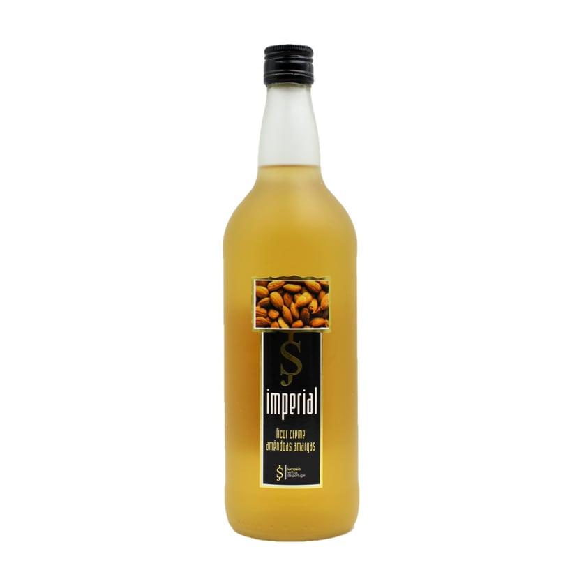 Jsampaio Licor de Amendoa Amarga Amarelinha Mandellikör 1l