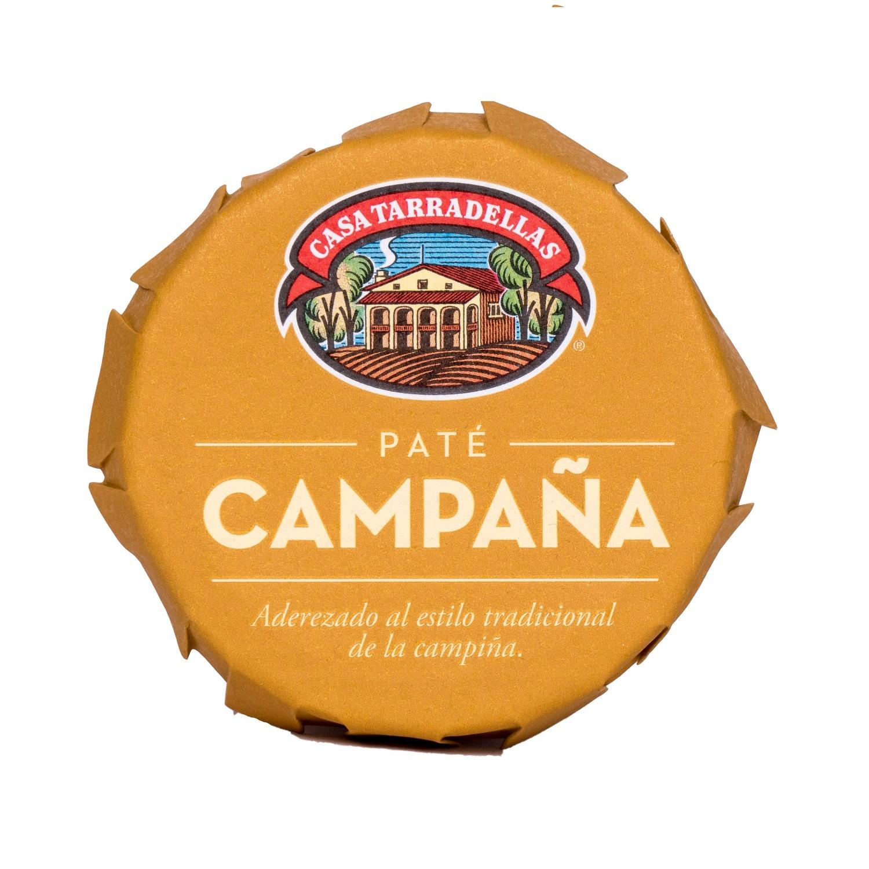 Casa Tarradellas Pate Campaña Bauernpastete 125g