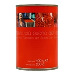 San Marzano Pomodori pelati Vintage geschälte Tomaten 260g