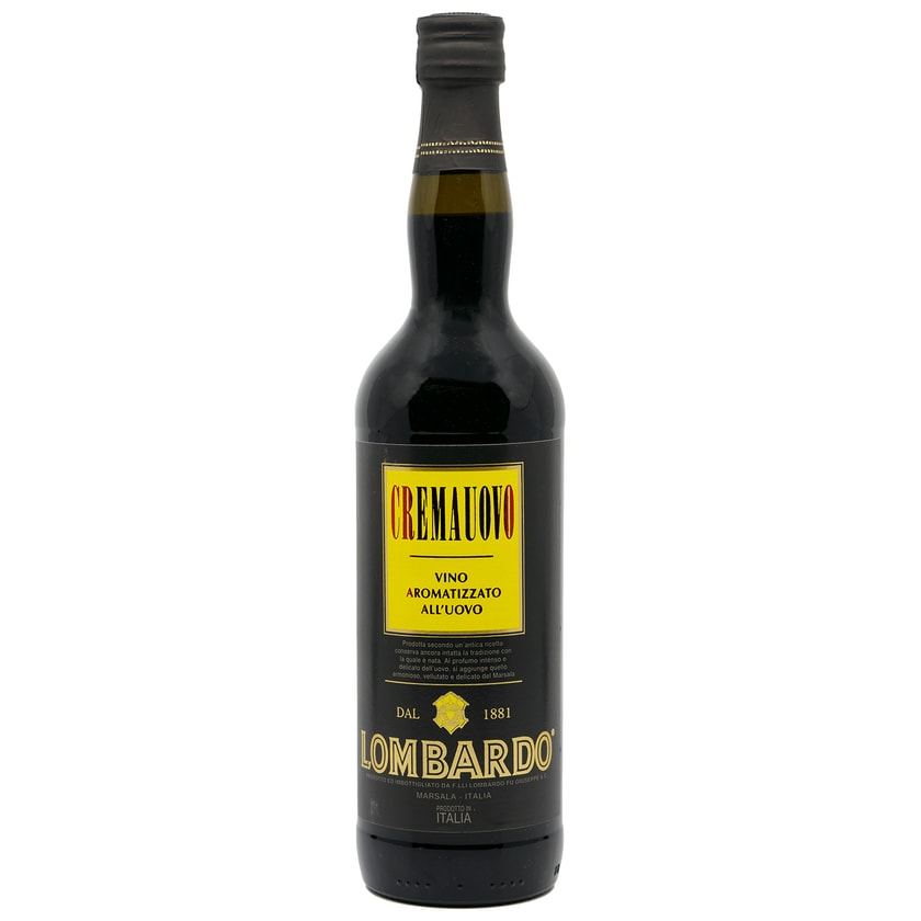 Lombardo Marsala Cremovo Likörwein 0,75l