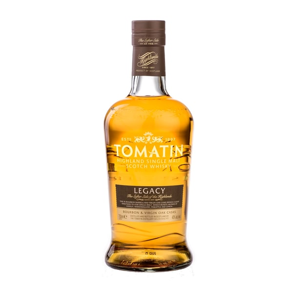 Tomatin Legacy Single Malt Whisky 0,7l