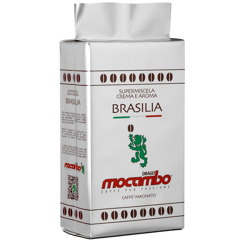 Mocambo Supermiscela Crema e Aroma Brasilia Kaffee gemahlen 250g
