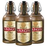 Original Wikinger Met Honigwein 3x0,5l