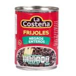 La Costeña Frijoles Negros Enteros schwarze Bohnen 290g
