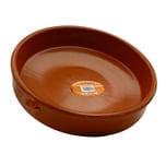Tonschale Cazuela aus Keramik 28 cm Durchmesser