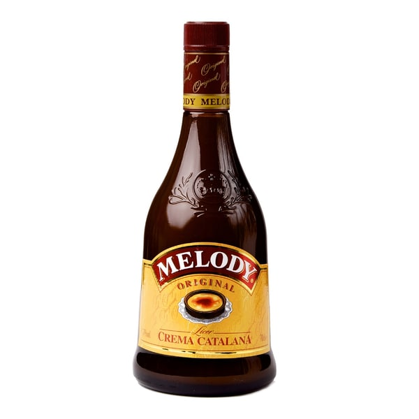 Melody Licor Crema Catalana Cremelikör 0,7l