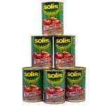 Solis Tomate Frito Tomatensauce 6 x 415g, 2.490g
