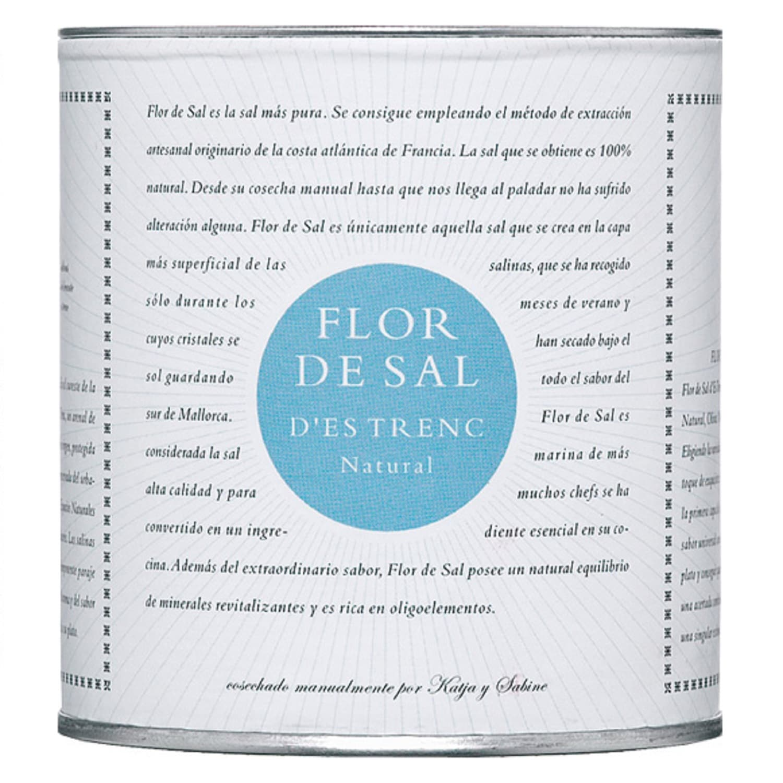 Flor de Sal Des Trenc Natural 180g