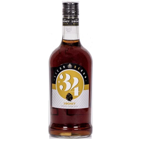 Siboney Licor de Ron No34 Rum 0,7l