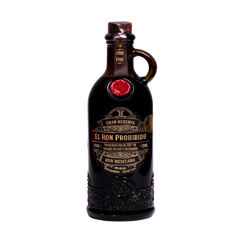 El Ron Prohibido Mexican 15 Jahre Rum 0,7l