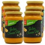 Palapa Cheddar Cheese Sauce Käsesoße 6 x 470g, 2.820g