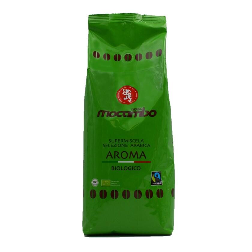 Mocambo Kaffee Aroma Biologico Fairtrade Selezione Arabica 250g