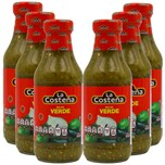 La Costeña Salsa Verde mittelscharfe grüne Salsa 6x475g