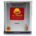 La Chinata de La Vera Paprikapulver Premium edelsüss 70g