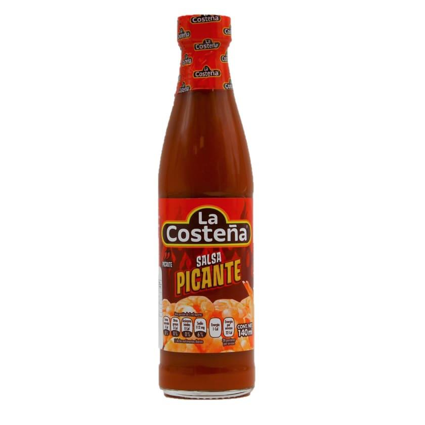 La Costena Salsa Picante pikante Salsa 140g