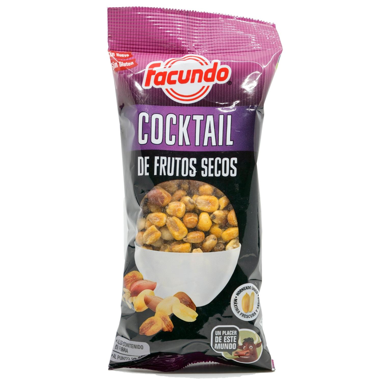 Facundo Cocktail de frutos secos Cocktailnüsse 170g