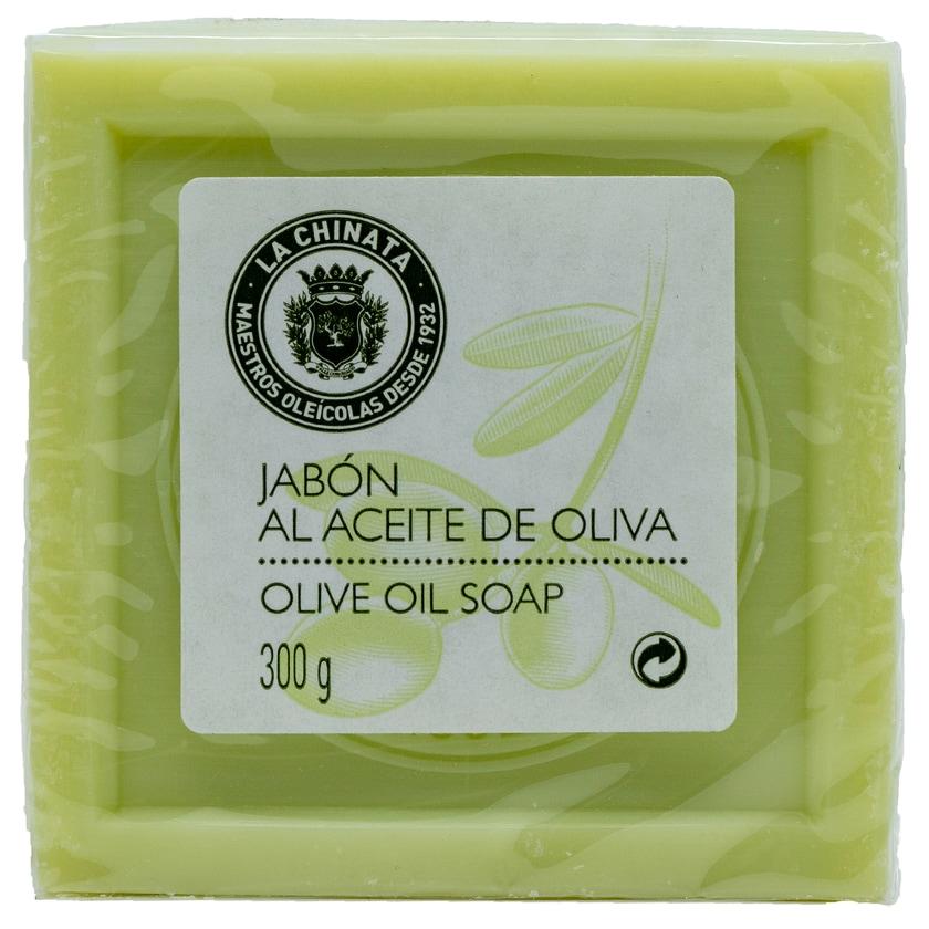 La Chinata Jabon al Aceite de Oliva Seife mit Olivenöl 300g