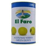 El Faro Manzanilla Oliven gefüllt mit Sardellen 2100g