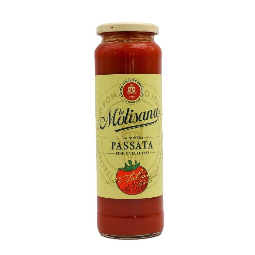 La Molisanan Passata di Pomodoro classic passierte Tomaten klassisch 690g