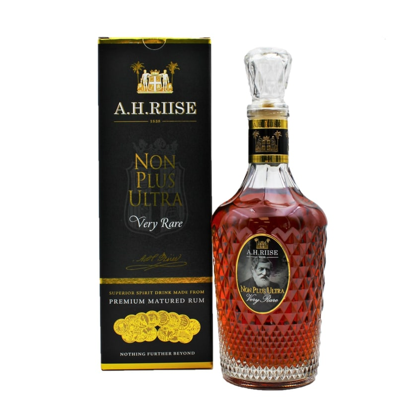 A. H. Riise Non Plus Ultra Very Rare Rum 700ml