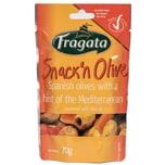 Fragata Snack n Olive Mediterran 70g
