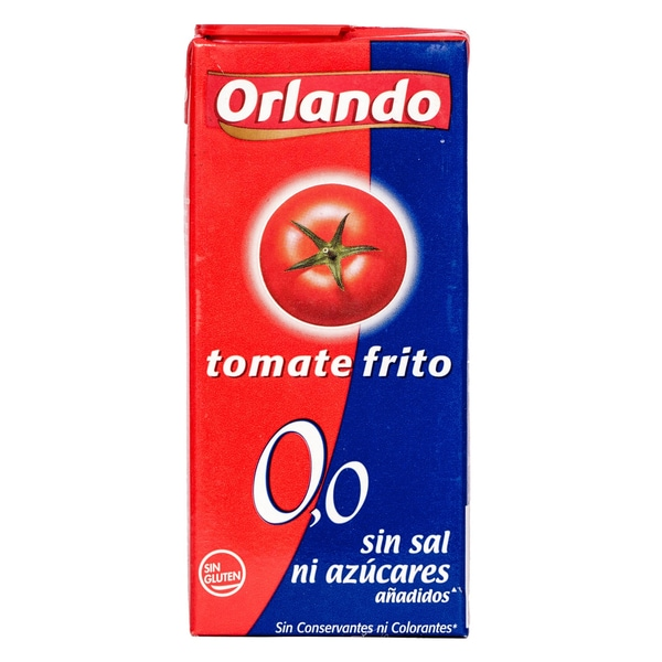 Tomate Frito Orlando ohne Salz und Zuckerzusätze 350g