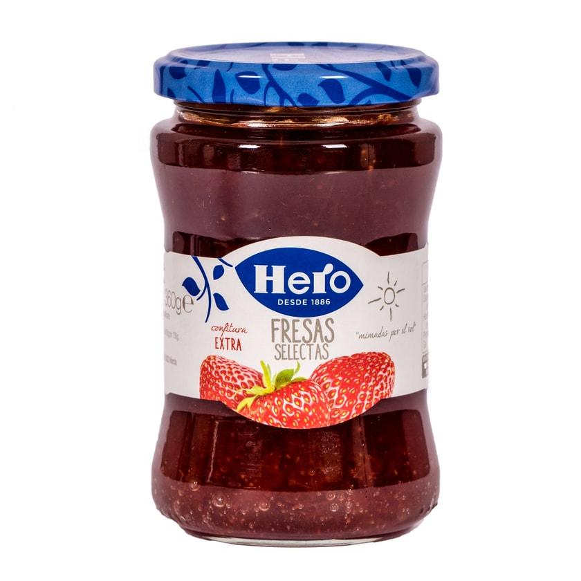 Heró Classica Erdbeer Konfitüre 345g