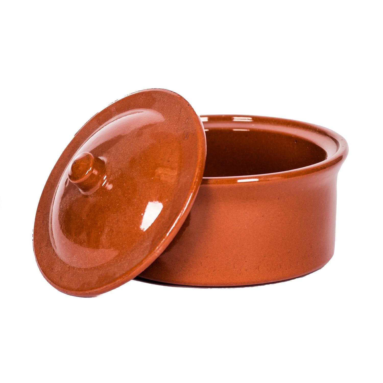 Terrissaires Cocot Topf mit Deckel aus Keramik 13cm