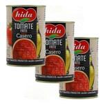 Hida Tomate Frito gebratene Tomaten 3 x 400g, 1.200g