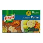 Knorr Caldo de Peixe Fischbrühwürfel 80g