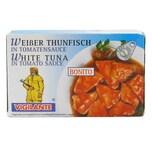 Vigilante Weißer Thunfisch in Tomatensauce 76g