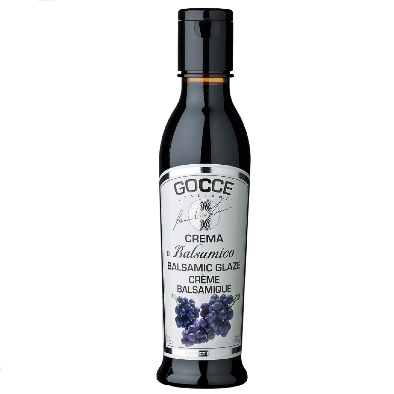 Gocce Crema di Balsamico dunkle Balsamicocreme 220g