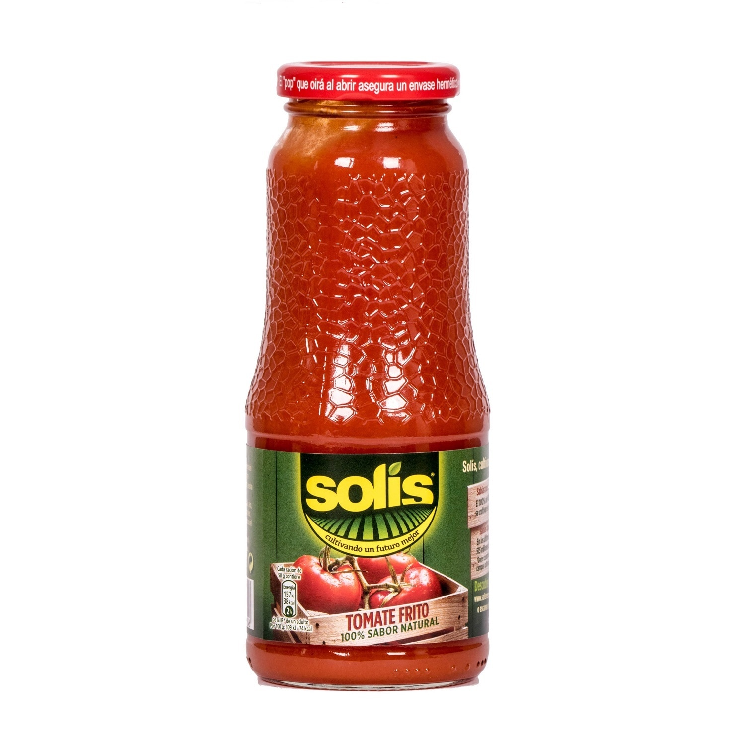 Solis Tomate Frito Tomatensauce 360g