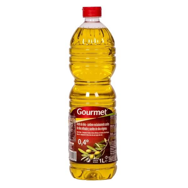 Gourmet Olivenöl milder Geschmack 1L