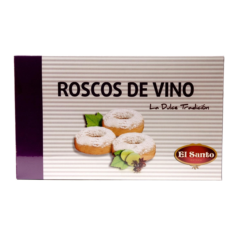 El Santo Roscos de Vino Gebäck Weinkringel 600g