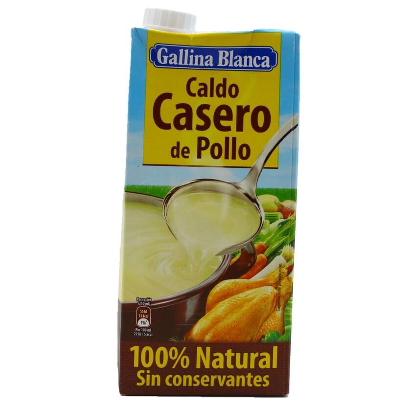 Gallina Blanca Caldo Casero de Pollo Hühnerbrühe 1l