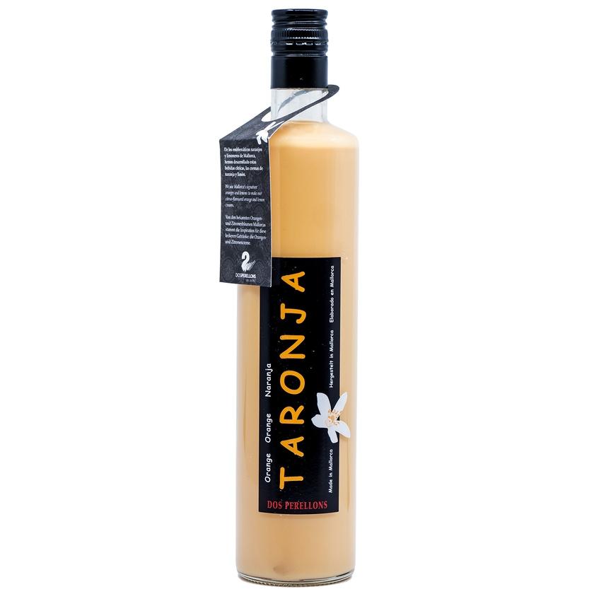 Dos Perellons Taronja Orangen Likör cream 0,7l