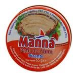 Manná Paté de Atum Picante Thunfischpaste pikant 65g
